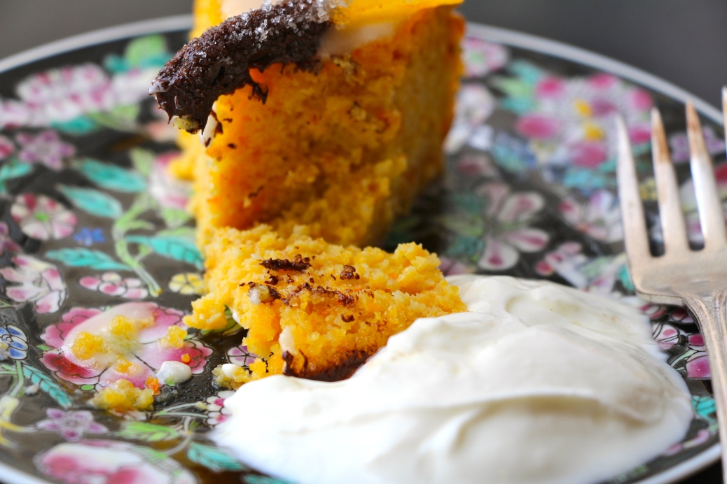 Flourless Citrus Cake