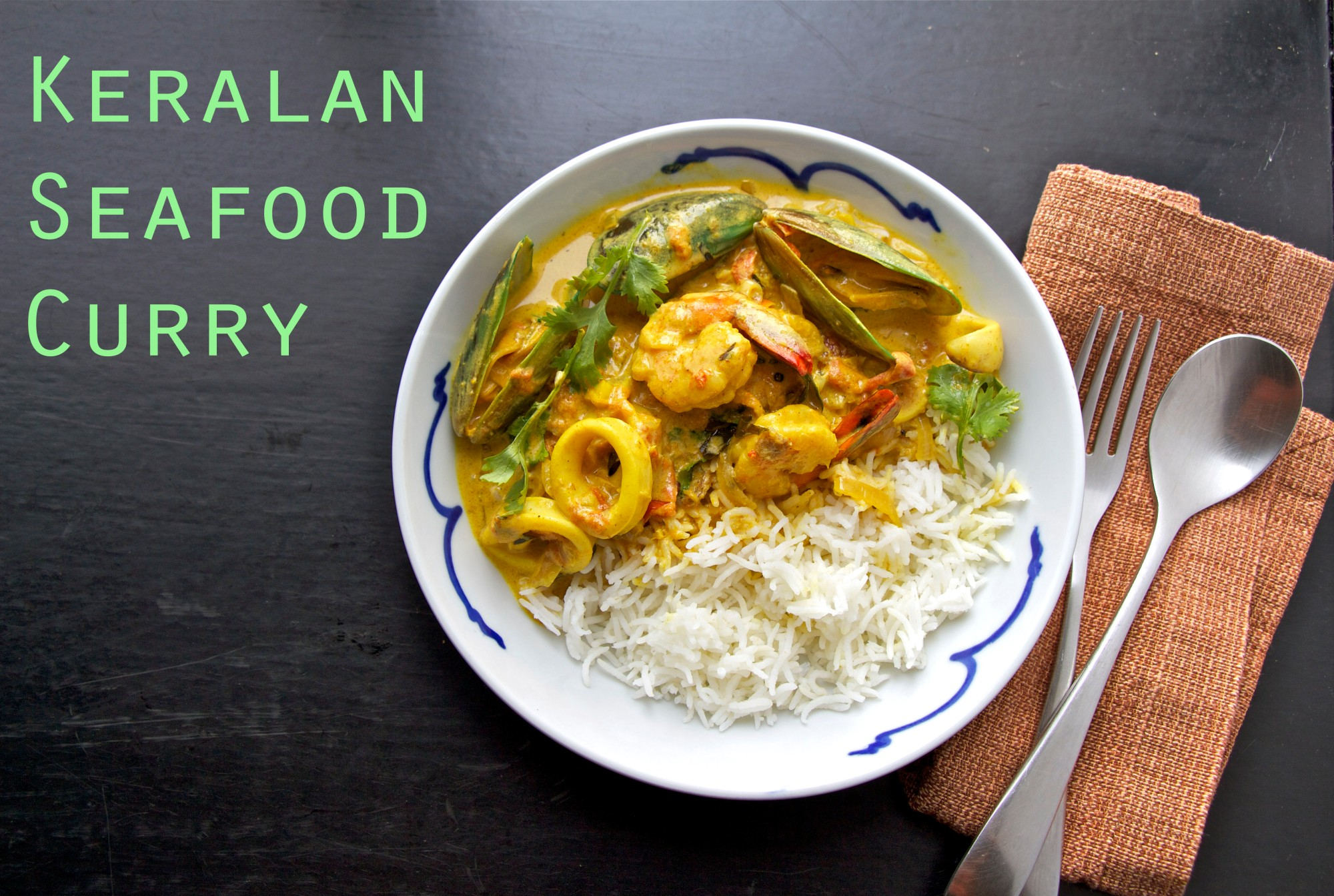 Keralan Seafood Curry // www.monsoontable.wordpress.com //