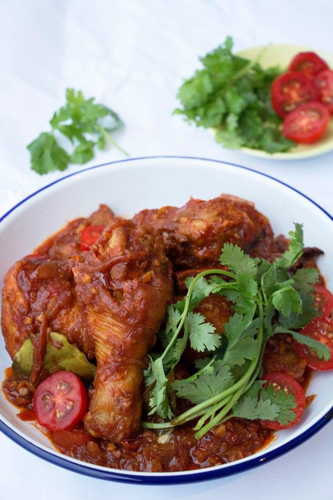 Ayam Masak Merah 02