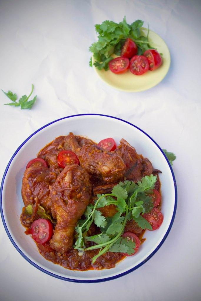 Ayam Masak Merah 07