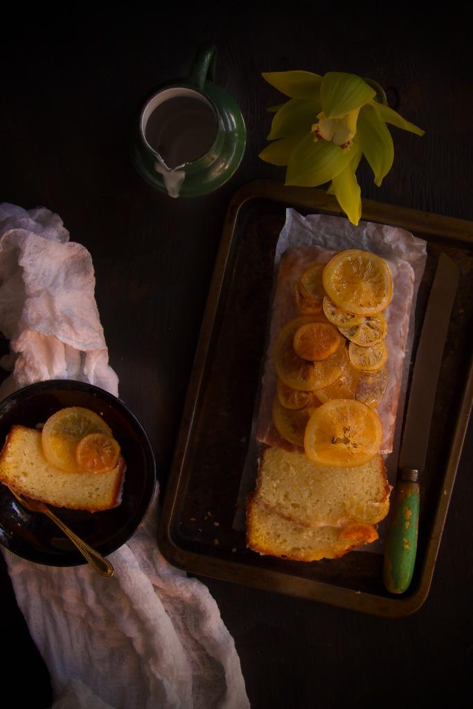 Bruleed Citrus Pound Cake 04