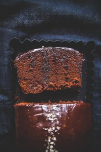 quadruple chocolate loaf 04