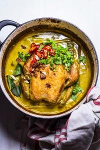 roast chicken in coconut milk 03