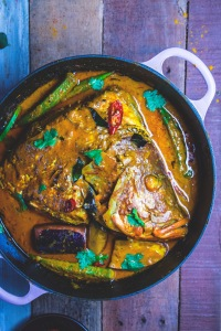 Spicy Fish Head Curry 04